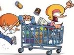 caddie de super marché