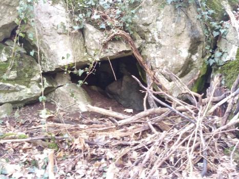 La grotte des Sottais