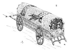 Char-branlant-Moyen-Âge