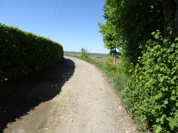 Le chemin à droite