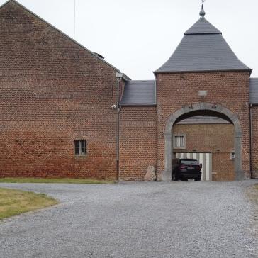 L'ancien prieuré de Bertrée